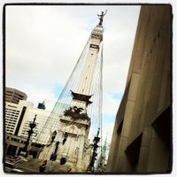 Photo taken at Soldiers & Sailors Monument by P.J. G. on 11/15/2011
