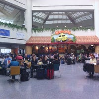 Photo taken at Terminal C Food Court by Dominique d. on 9/26/2011