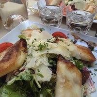 Photo taken at La Terrasse 17 by Plastie E. on 6/17/2012