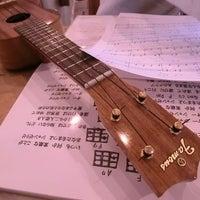 Photo taken at OC Cafe by Yusaku A. on 4/10/2012