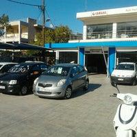 Photo taken at Auto-Moto Fotiadis by Alexandros ☆ F. on 9/3/2012