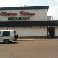 Photo taken at Mexican Village Restaurant by Juliet B. on 5/28/2012