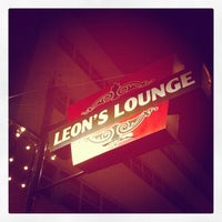 Photo taken at Leon's Lounge by Dj Benzo on 11/25/2011