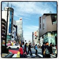 Photo taken at Laforet Harajuku by J_trad on 4/15/2012