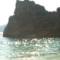 Photo taken at Agiofylli by Nikos on 8/18/2012