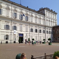 Photo taken at Palazzo Reale by Kelly O. on 8/14/2012