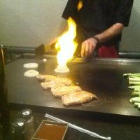 Photo taken at Katana Teppanyaki Grill by Morgan P. on 7/8/2012