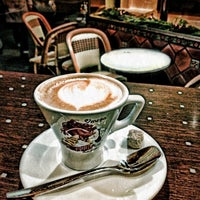 Photo taken at Café Venetia by Anthony M. on 12/10/2011
