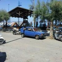Photo taken at Oazi Azzurra Village by Jules F. on 8/9/2011
