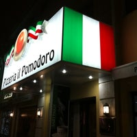 Photo taken at il Pomodoro by Slava S. on 2/5/2011