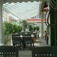 Photo taken at Restaurant Grenzstein by skala4u on 9/2/2011