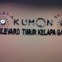 Photo taken at KumOn by Lia P. on 11/29/2011