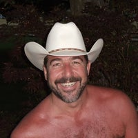 Photo taken at Round-Up Saloon and Dance Hall by Glenn P. on 10/14/2011