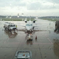 Photo taken at Capital Region International Airport (LAN) by Jason on 8/13/2011
