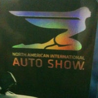 Photo taken at North American International Auto Show 2011 by Matthew on 1/17/2011