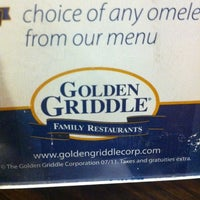Photo taken at Golden Griddle by Russell M. on 9/25/2011
