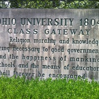 Photo taken at Ohio University by Juniper E. on 7/22/2011