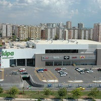 Photo taken at Kipa Outlet Center by Mersin on 8/4/2011