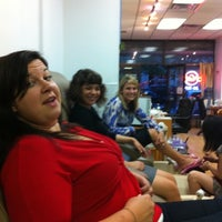 Photo taken at CC Nails Spa by Brooke S. on 9/29/2011