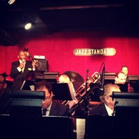Photo taken at Jazz Standard by Hugo M. on 8/30/2012