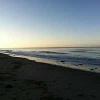 Photo taken at Isla Vista Beach by Bob W. on 6/30/2012