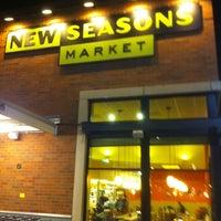 Photo taken at New Seasons Market by tk i. on 1/30/2011
