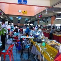 Photo taken at Pasar Besar Awam TTDI by Kevin P. on 1/9/2011