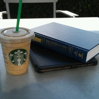 Photo taken at Starbucks by David P. on 9/12/2012