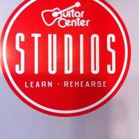Photo taken at Guitar Center by Alexander M. on 8/26/2011