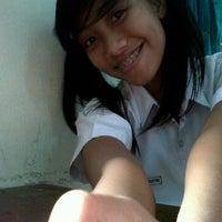Photo taken at SMPN 3 Denpasar by Renita P. on 1/8/2012