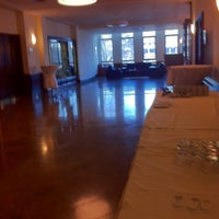 Photo taken at Panorama Zagreb Hotel by Hrvoje L. on 1/17/2012
