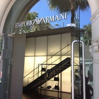 Photo taken at Emporio Armani by Viki N. on 6/17/2012