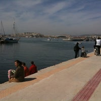 Photo taken at Esplanada by Savvas on 3/13/2011