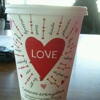 Photo taken at Starbucks by Eleni K. on 2/7/2012
