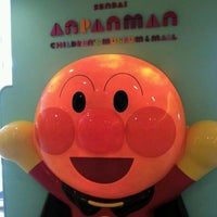 Photo taken at Sendai Anpanman Children's Museum & Mall by Eiichi O. on 10/10/2011