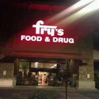 Photo taken at Fry's Food Store by Ramon H. on 2/16/2012
