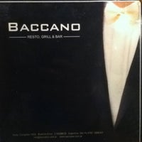 Photo taken at Baccano Resto by Mariano G. on 1/10/2011