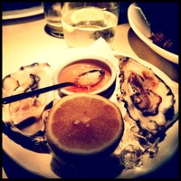 Photo taken at Rockpool Bar & Grill by Arnina on 1/22/2012