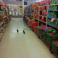 Photo taken at Carrefour by Ariel R. on 1/29/2012