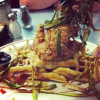 Photo taken at Hash House A Go Go at The LINQ by Angie L. on 2/6/2012