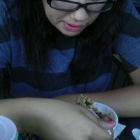Photo taken at The Flame Broiler by Christina S. on 10/12/2011