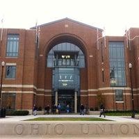Photo taken at The Ohio Union by Matt J. on 3/5/2011