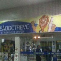 Photo taken at Auto Posto Leão do Trevo by Evaristo D. on 8/21/2011