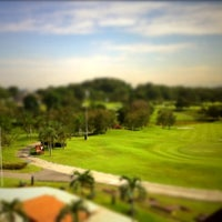 Photo taken at Bukit Jalil Golf & Country Resort (BJGCR) by Johan S. on 9/23/2011