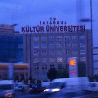 Foto scattata a İstanbul Kültür Üniversitesi da Aaaa B. il 4/18/2012