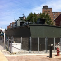 Photo taken at Buffalo & Erie County Naval & Military Park by Marc A. on 7/14/2012