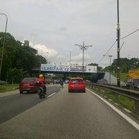 Photo taken at Flyover Jln T.Razak / Datin Halimah by ɹɐnuɐ ıɹzə on 7/18/2012