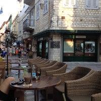 Photo taken at Αλλοτινό Café by Dimitris Z. on 7/11/2012