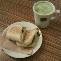 Photo taken at Brew Tea Shop by Suleyman K. on 1/6/2012