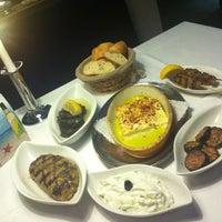 Photo taken at Taverna Ikaros by Paula C. on 8/26/2012
